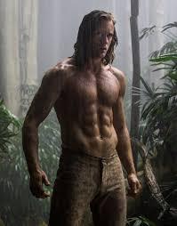 The Legend of Tarzan Trailer Has Alexander Skarsgard, Apes ...
