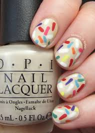 13 Days Of January, Day 2: Happiness! (Sprinkle Cookie Nail Art ...