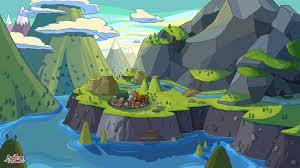 Cartoon Network: Backgrounds