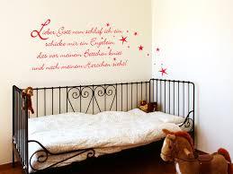 Wandtattoo Gute Nacht Gebet Lieber Gott Nun Schlaf Ich Ein