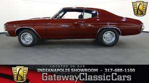 1971 Chevrolet Chevelle - Gateway Classic Cars Indianapolis - #530 ...