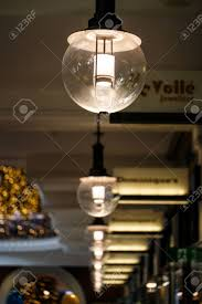 Lamp Light Classic Stock Photo Picture And Royalty Free Image