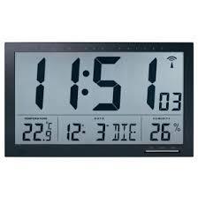 Настенные <b>часы</b> с измерением температуры <b>TFA 60.4510.01</b> ...