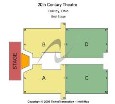 20th Century Theater Cincinnati Seating Chart Delta Rae Tickets 20th Century Theatre Cheaptickets