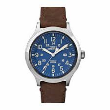 mens watches casual watches for men on jcpenney timex 100 mens brown strap watch tw4b064009j