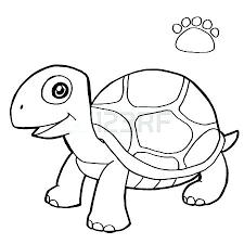 Schildpadden Kleurplaten Print Den Shshiinfo