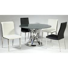 chair cushions oval chintaly janet piece dining table set with le gl top solid wood wrought iron coffee legs