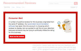 We The Yelp Alerts Consumer Of Take Reviews Online Out - Guesswork