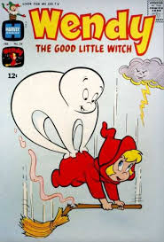 Wendy The Good Little Witch #34 (Issue)