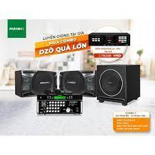 Bộ sản phẩm Paramax 1 + Đầu karaoke Paramax LS-3000