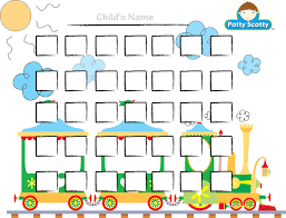 potty training choo choo chart printables bies diy potty training choo choo chart