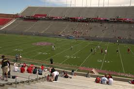 Carter Finley Stadium Seating Chart Rows Carter Finley Stadium Section 19 Rateyourseats Com