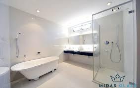 benefits of frameless glass shower screens doors