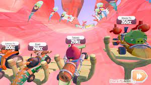 Angry Birds GO! – Road to CORPORAL PIG and CHUCK – Gameplay HD - YouTube