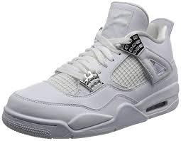 jordan shoes retro 4. nike air jordan men s retro 4 fashion shoes: buy online at low prices in india - amazon.in shoes 5