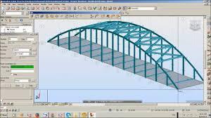Autodesk Structural Bridge Design Tutorial Bridge Design Usingautodesk Robot Structural Analysis Professional 2010