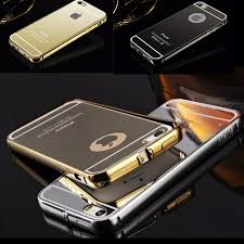 iphone 5s gold case. for iphone 5s case,luxury gold 24k plating aluminum frame + acrylic pc mirror back cover case 5 on aliexpress.com | alibaba group