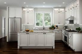white rta cabinets. Modren White RTA Iceberg White Shaker Cabinets Kitchen  Cabinet Mania Throughout Rta 0