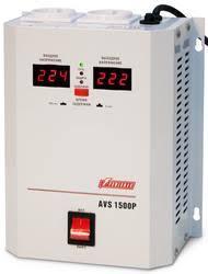 Купить <b>Стабилизатор напряжения Powerman AVS</b> 1500P по ...