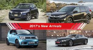 latest car releases south africaUpdate Cars Coming to SA in 2017  Carscoza