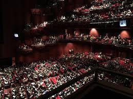 Entrance Picture Of Houston Grand Opera Tripadvisor