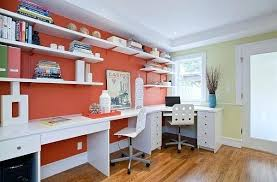 home office wall shelves. Perfect Home Home Office Shelving Ideas Crafty Design  Charming E   On Home Office Wall Shelves