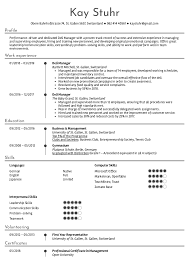 Program Manager Resume Examples Resume Examples By Real People Deli Manager Resume Example