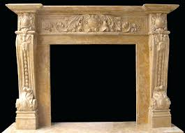antique fireplace mantel large for on mantels chicago used