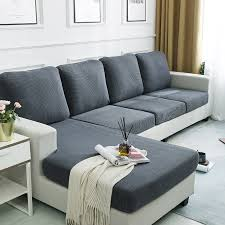 solid color sofa cover seat backrest