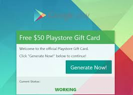 google play gift card code no survey photo 1