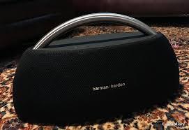 harman kardon portable. the harman kardon go+play portable bluetooth speaker review: it\u0027s hard to believe