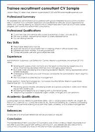 recruitment consultant cv policy consultant resume consultant resume sample evtibb