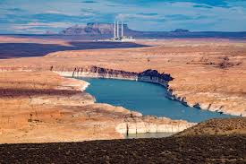 Lake Powell Water Level Chart Crisis At Lake Powell Looms Large As Long Term Drought