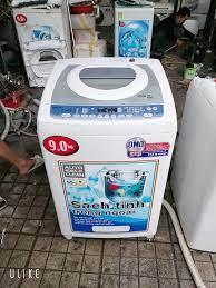 Máy giặt TOSHIBA 9kg INVERTER thanh lý giá rẻ | Mua bán đồ cũ tại Quảng Ninh