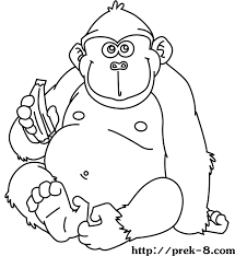 Wildlife Animal Coloring Pages Color Bros