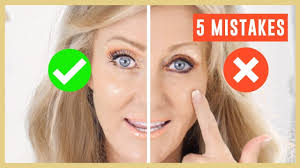 5 biggest makeup mistakes on eyes tutorial over 50 fabulous50s glam