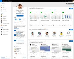 Delve Organization Chart Get The Most Out Of Delve In Office 365