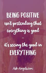 Quotes On Being Positive