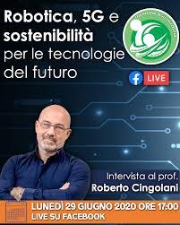 Intervista al prof. Roberto Cingolani – Federazione degli Universitari