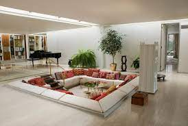 in ground couch i want that sunken