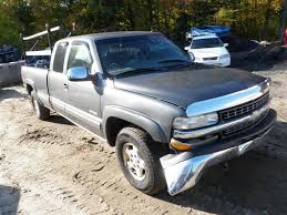 2002 Chevrolet Silverado 1500 LT Quality Used OEM Replacement ...