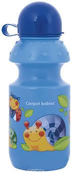 canpol babies поильник спортивный с трубочкой от 12 месяцев цвет зеленый 400 мл