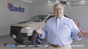 Chevrolet Autotrac 4wd Banks Chevrolet Youtube