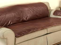 faux leather sofa covers leather couch covers concerning sofa slipcovers for leather couch