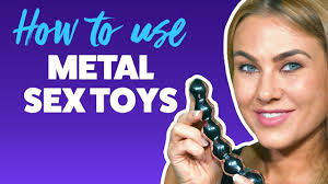 How to Use a Metal Dildo | Why Are Metal <b>Sex Toys</b> So Good ...