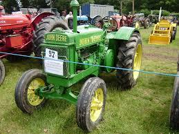 list of john deere tractors tractor construction plant wiki john deere at bromyard show 2008