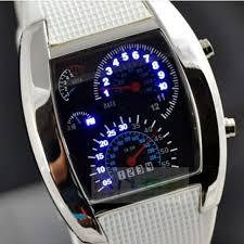 <b>Fashion</b> Men's Watch Unique <b>LED Digital</b> Watch Men Watch ...