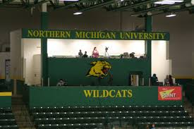 Berry Events Center Seating Chart Berry Events Center Northern Michigan Wildcats Stadium