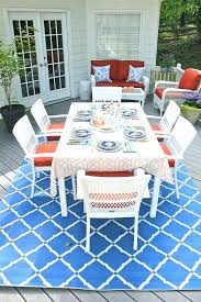 best outdoor rug for deck best outdoor rug for deck a gorgeous 9 x blue outdoor