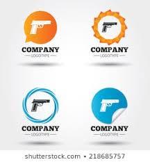 Gun Company Logos Gun Wreath Stock Vectors Images Vector Art Shutterstock